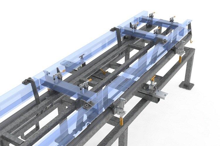 Conveyor_welding_jig